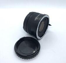 Vivitar MC 2 x 645 Tele Converter for Mamiya M645 - in Great working Condition