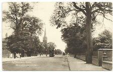 Vintage Postcard. Tettenhall Road, Wolverhampton. Used 1920. Ref:75304