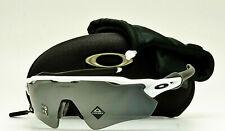 OAKLEY RADAR EV PATH PRIZM BLACK POLARIZED OO9208-9438 Polished White Cycling