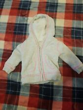 Baby Girls Old Navy Heavy Jacket Size 12/18 Months