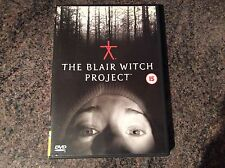 The Blair Witch Project Dvd!
