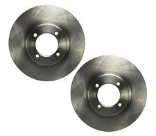 Pair New Brake Rotors Triumph Spitfire 1962-1980 Price is for 2 Rotors