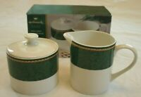 Hallmark by Sakura Holiday Abundance Sugar and Creamer Set New in Box