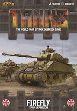 Tanks07 Firefly britannico-GALENA FORZA NOVE BATTLEFRONT carri armati-inviati prima classe!