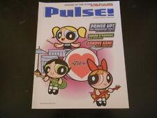 Powder Puff Girls, Sinead O'Connor, De La Soul - Pulse Magazine 2000