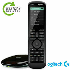 Logitech Harmony Elite Remote Control with Hub and App (works with Alexa)