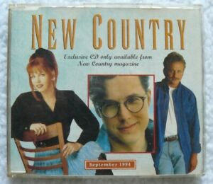 CD NEW COUNTRY Ausgabe September 1994