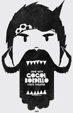 Gogol Bordello * Original Concert Poster 11x17 rare 2008 tour