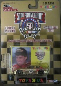 Racing Champions JOE BESSEY #6 Power Team 1998 NASCAR 50 Years  1 of 9,998 Made!