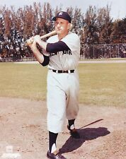 Enos Slaughter New York Yankees Licensed Unsigned Glossy 8x10 Photo MLB (E)