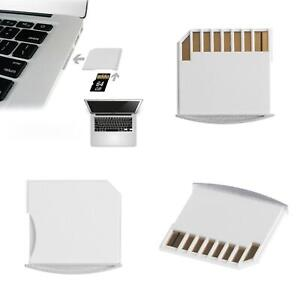 High Quality Micro SD Card Adapter TF Memory to Short SD Adapter for Macbook CA