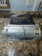 Scotch Thermal Laminator For Up To 9 Width Tl901x New Open Box