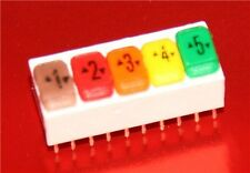 ERG SDC-5-014 5 VIE SPDT Zoccoli DIP switch