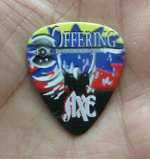 "Axe (1980s Heavy Metal Band) Collectors Guitar Pick ""Offering"" Rock n Roll Party"