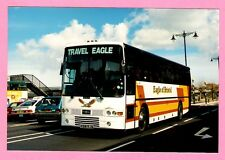Coach Photo ~ Eagle of Bristol K518RJX: 1993 Van Hool DAF MB230 - Ryde IOW: 1998