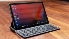 Samsung Galaxy Tab S4 64GB Tablet Black 4G LTE with Keyboard Pen MINT UK Seller