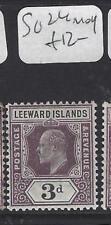 LEEWARD ISLANDS (P1610B)  KE  3 D   SG  24   MOG
