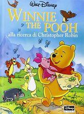 Winnie the Pooh alla ricerca di Christopher Robin - Disney - nuovo in Offerta!