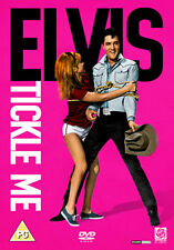 DVD:TICKLE ME  - NEW Region 2 UK