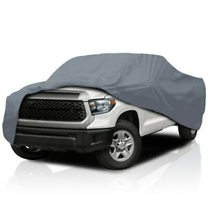 [CSC] 4 Layer Pickup Truck Full Car Cover for Nissan Frontier [2005-2015]