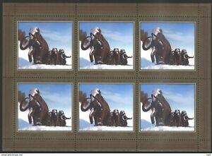 Russia Mammoth Dinosaurs