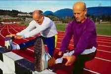 766034 senior d'athlétisme A4 papier photo