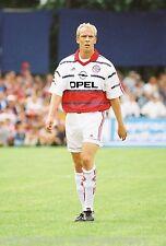 Mario Basler il Bayern Monaco 1999-00 RARO foto