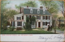 1905 PC: Dorothy Quincy Home - Quincy, Massachusetts MA