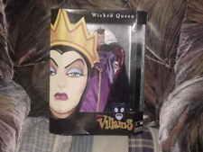 Disney Villain Wicked Queen Doll Mint In Box Very Nice