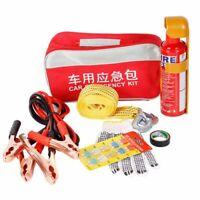 Car Fire Extinguisher Rescue Bag Small Portable Set Tool Kit Folding Design