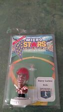 1995 BARRY LARKIN MICRO STARS MLB COLLECTOR'S SERIES FIGURE - NEW