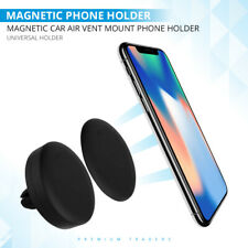 IN CAR UNIVERSAL MAGNETIC PHONE HOLDER FITS AIR VENT MOBILE MOUNT IPHONE SAMSUNG