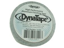 "Dynamat 13100 DynaTape 1.5"" x 30' Long Aluminum Finishing Tape Sound Deadener"