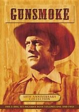 Gunsmoke 50th Anniversary Collection 6 Discs DVD