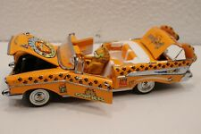 Garfield Parade Car Danbury Mint Yellow 1967 Chevrolet Die Cast Fun Great Look