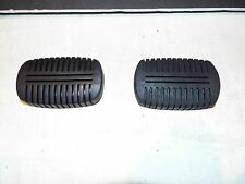 47-48-49-50-51-52-53-54 Chevy Chevrolet Truck Pair Brake And Clutch Pedal Pads