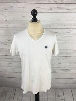 PRETTY GREEN T-Shirt - Size Medium - White - Great Condition