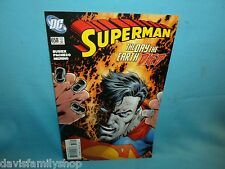Superman #658 Day the Earth Died by DC Comics Very Fine Condition