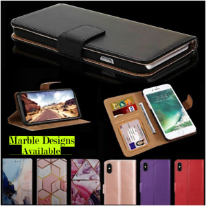Case For iPhone 12 11 8 7 6 Plus Pro Max Mini XR SE 2 Leather Flip Wallet Cover