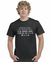 When In Doubt Try Another Hole Unisex Funny Geek T-Shirt
