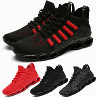 Men's Fashion Casual Running Shoes Athletic Sports Fitness Tennis Gym Sneakers