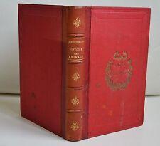 HISTOIRE MERVEILLEUSE DES ANIMAUX PAR LE P. DE BONNIOT ED CATTIER 1883 BE