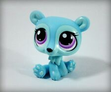 LPS Littlest Pet Shop Green Bear Cute Figure Child Girl Collection Toy
