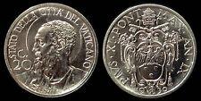 pci2219) Roma Città del Vaticano Pio IX Cent  20 1930 Ni