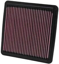 K&N HFLOW AIR FILTERS FOR SUBARU IMPREZA WRX STI GRB EJ25 2007-2012