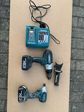 Makita 18v Drill and Impact Driver