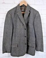 "Vintage Guards Mens Wear Tweed Suit Jacket Blazer Size M Chest 42"""