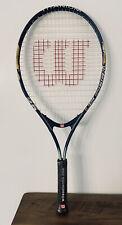"""New listing Wilson US Open Titanium - Junior Tennis Racquet 25"""" 3 7/8 Light Weight 2003 NEW"""