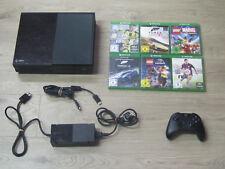 Microsoft XBOX ONE Konsole 500GB Schwarz + Controller + Gratis Spiel *