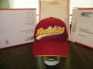 WASHINGTON REDSKINS VTG EMBROIDERED CAP, AMERICAN NEEDLE, NWT, NOS,